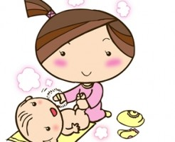 赤ちゃんの下痢