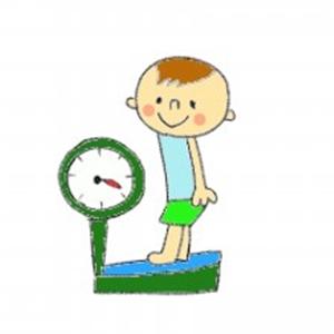 赤ちゃんの体重の平均