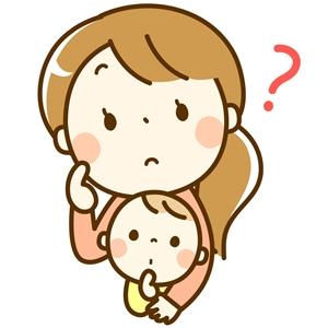 赤ちゃんの便秘は綿棒で出ない