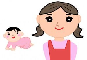 赤ちゃんの耳垢が湿っている原因