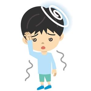 子供の鉄分不足の症状