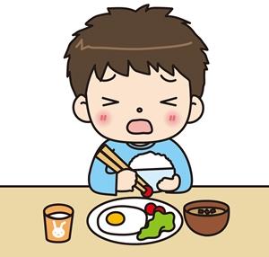 子供が野菜を食べない