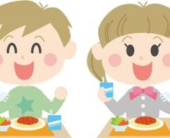 子供の栄養不足