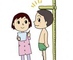 高校生の身長を伸ばす