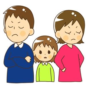 離婚後の子供の親権
