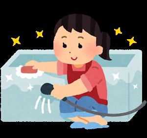 お風呂 赤カビ 掃除