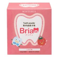 子供用の歯磨き粉ブリアン