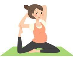 妊娠中のダイエット方法