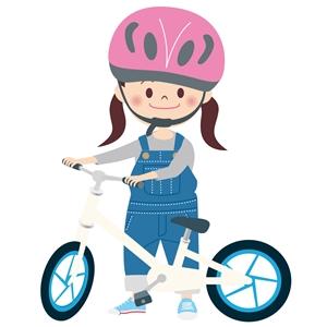 子供の自転車は何歳から