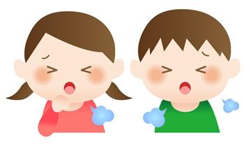 子供の気管支炎の症状