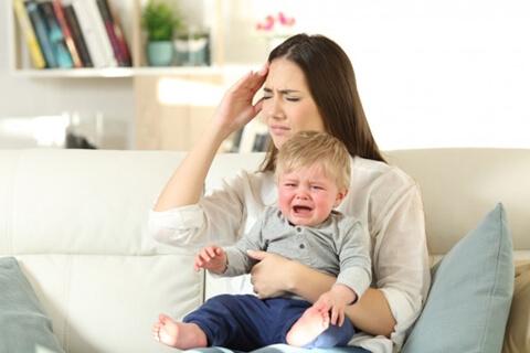 育児ストレスの発散方法